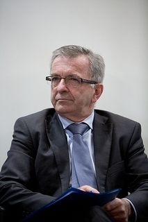 François Bonneau, Président de la Région Centre et Vice-président de l'ARF