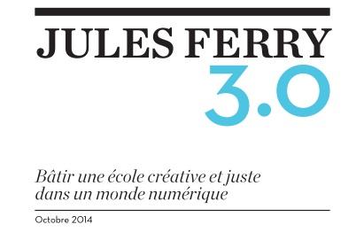 Rapport Jules Ferry 3.0