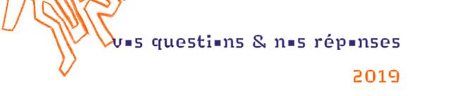 Questions-réponses 2019