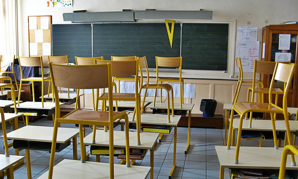 Entretien salle de classe